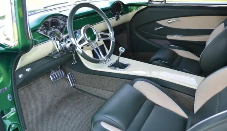 custom built 1956 chevrolet wagon the wanderer