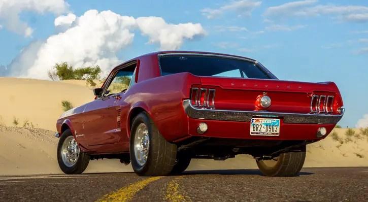 custom 1967 ford mustang 347 stroker