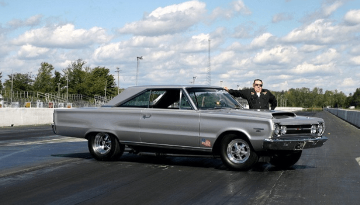 The One And Only 1967 Plymouth Gtx Silver Bullet Hot Cars