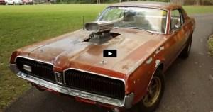 patina 1967 mercury cougar 2016 holley ls fest