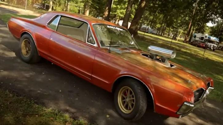 unique 1967 mercury cougar ls build