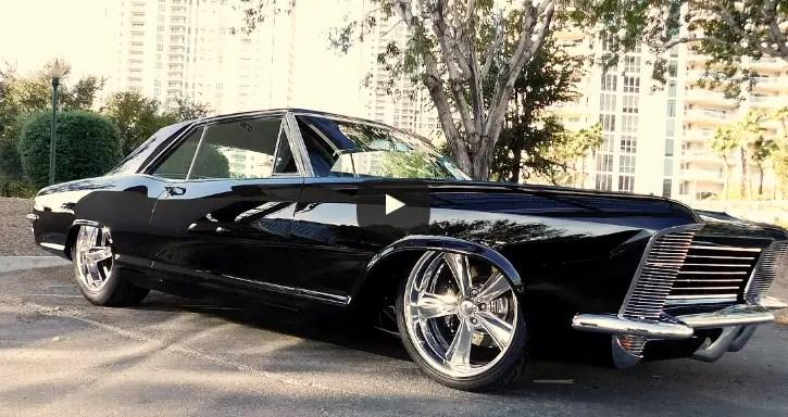 Supreme 1965 Buick Riviera Custom at SEMA 2016