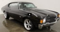 1972 chevy chevelle 350 automatic built