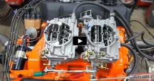 rebuilt 426 hemi v8 engine