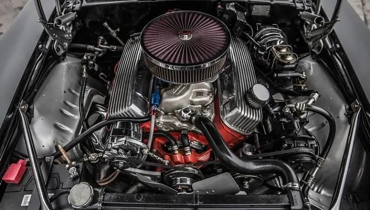 black 1969 chevrolet camaro super sport build