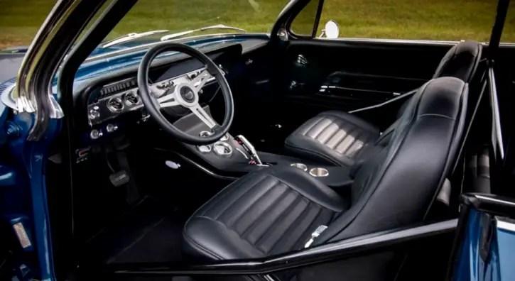 custom built 1961 chevy impala big block