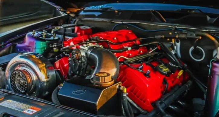 custom 2013 ford mustang nightmare