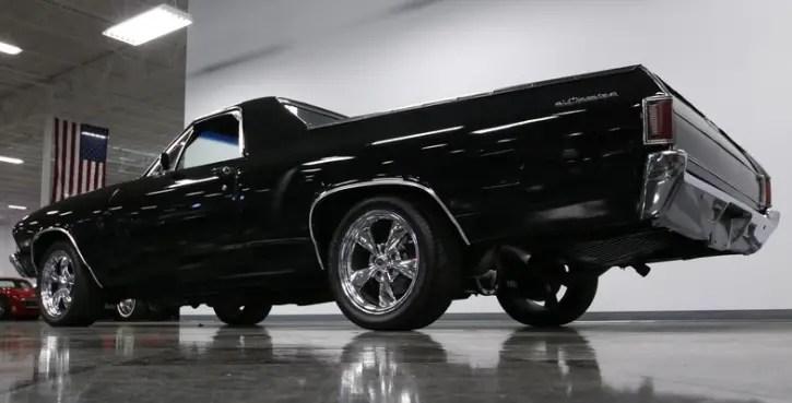 custom built 1968 chevy el camino truck
