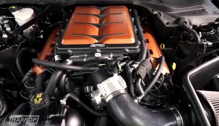 custom black ford mustang gt