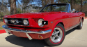 convertible 1965 mustang 289 four speed