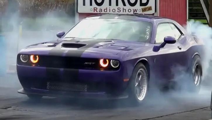 9 second dodge hellcat challenger drag racing