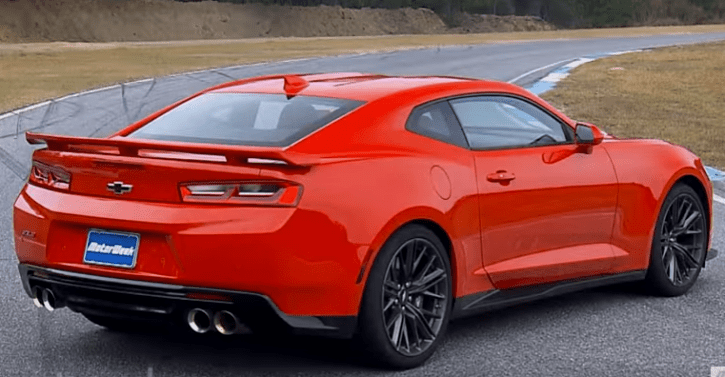 new 2017 chevy camaro zl1 test drive