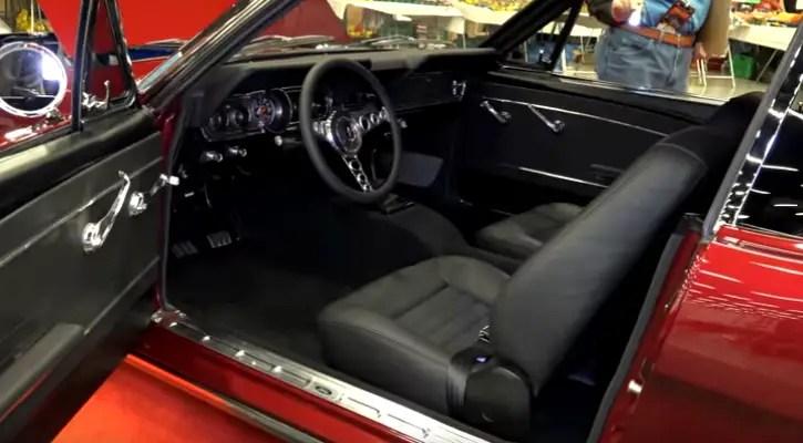 convertible 1966 mustang 347 stroker 5 speed