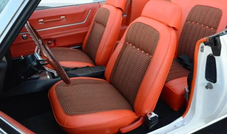 original 1969 camaro 350 pace car restored