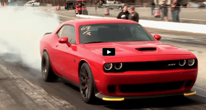 whipple supercharged dodge hellcat challenger