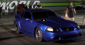 8 second stick shift mustang drag racing street car takeover