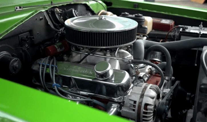 numbers matching 340 v8 dodge engine