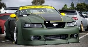 custom tru fiber 2000 ford mustang gt sn95