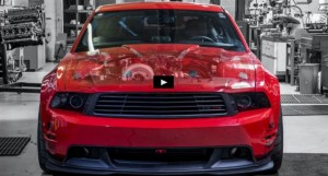 vortech supercharged 2012 mustang dyno