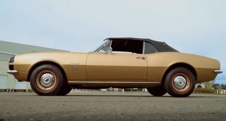 convertible 1967 chevy camaro ss 396 4 speed