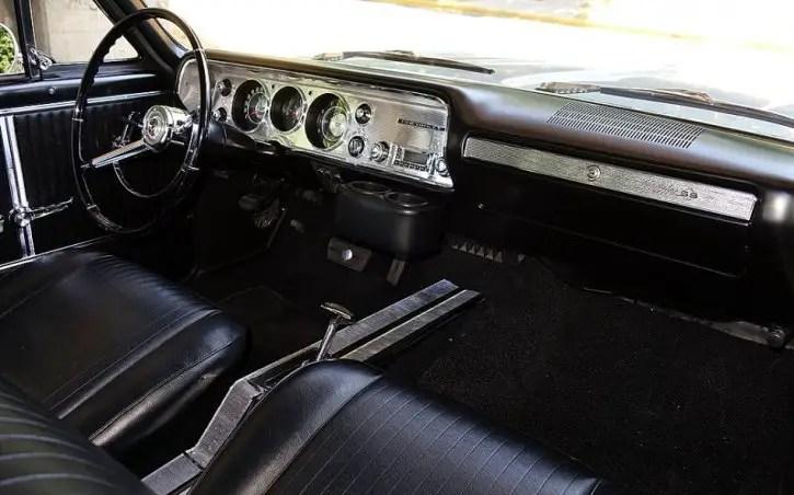 1964 chevy malibu 350 automatic