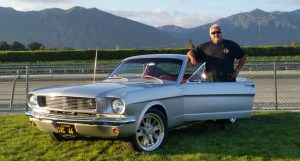 1966 ford mustang build