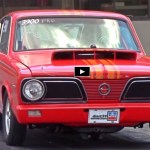 1966 plymouth barracuda drag racing