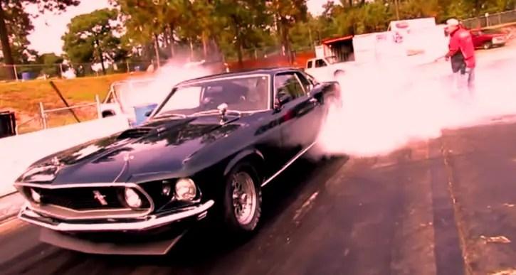 10 second all motor 1969 mustang gt