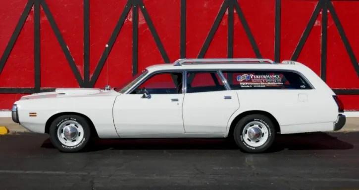 rare 1971 dodge coronet crestwood wagon