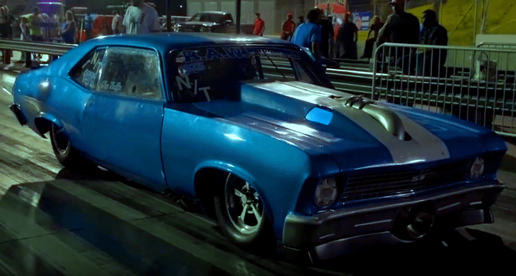 the huffa procharged chevy nova