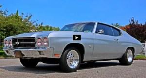 1970 chevy chevelle 454
