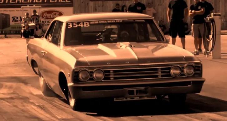1967 chevelle 540 big block drag week 2017