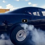 dodge charger new modern hemi nitrous record