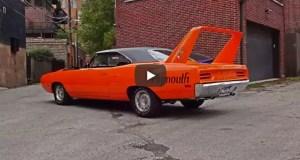 1970 plymouth hemi superbird 4 speed