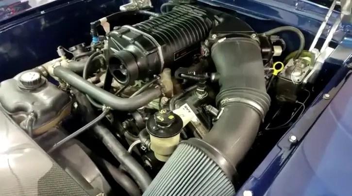 custom built 1967 mustang sema 2017