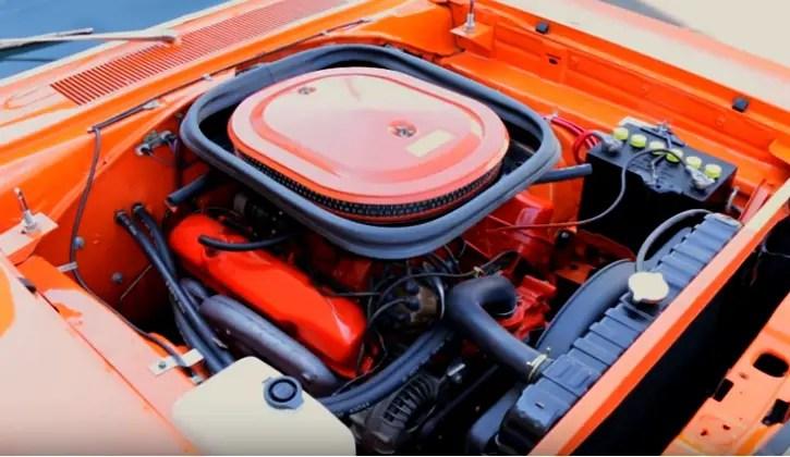 1969 Plymouth Road Runner A12 440 six barrel