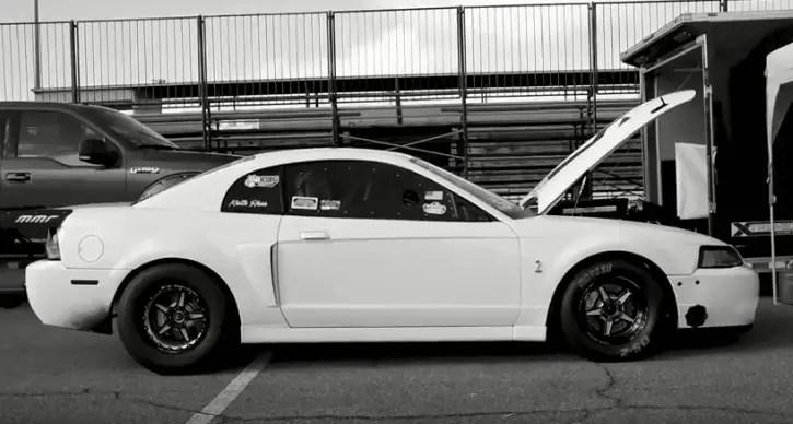 wonder racing twin turbo 2003 mustang