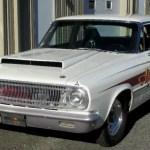 1965 dodge coronet a990 replica
