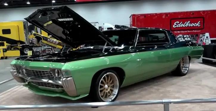 custom built 1968 chevy caprice