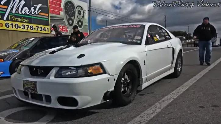 200mph twin turbo cobra mustang
