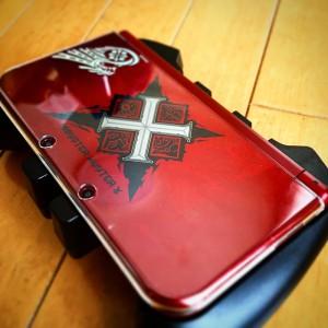 モンスターハンタークロス  ハンティングギア  for Newニンテンドー 3DS LL