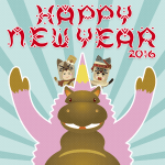 2016 Happy New Year!