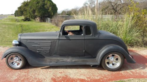 1934 Plymouth 5 Window Hot Rod Coupe For Sale