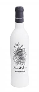 CannaWine White bottle