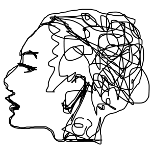 the mind as a drawing