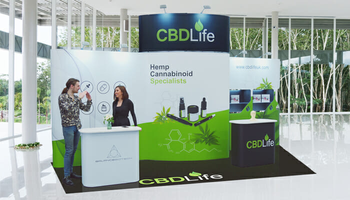 \\QD-SERVER\ServerManagement\(21) (a) Marketing Programme NEW\Content Writers\Feature Articles\AR Exhibiting in the CBD Industry\hemp-exhibition-stand-CBD-Life-700x400.jpg