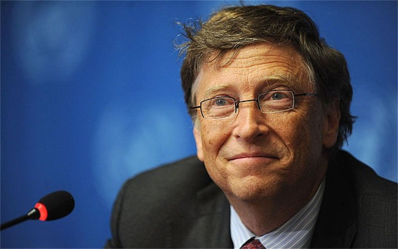 Fakta Bill Gates
