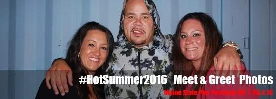 Hot Summer Meet and Greet