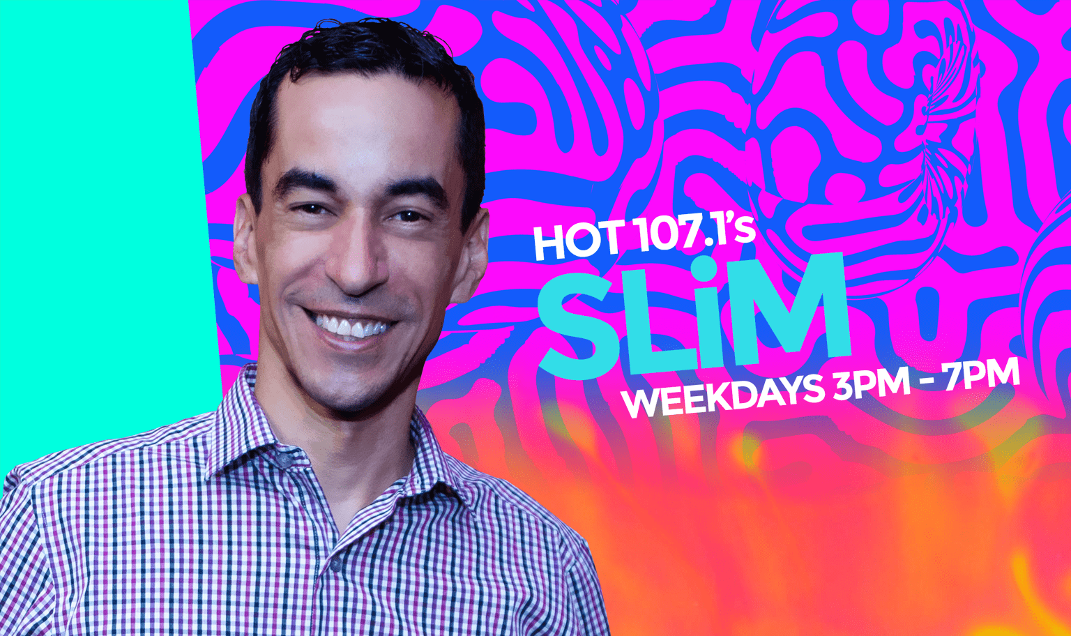 Slim Afternoons Hot 107.1