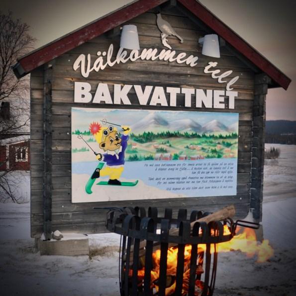 Välkommen till Bakvattnet. Foto LakeHouse Media